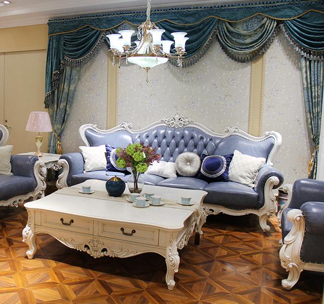 美式沙发m156-2