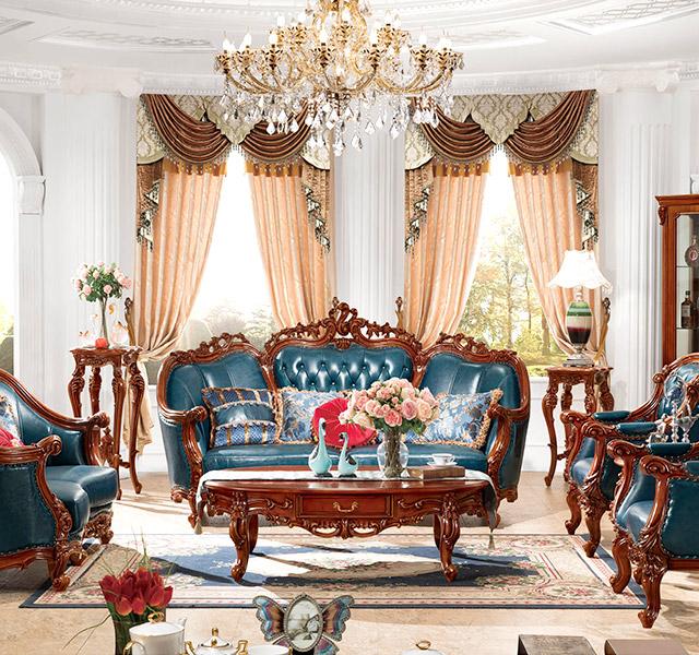欧式沙发8933