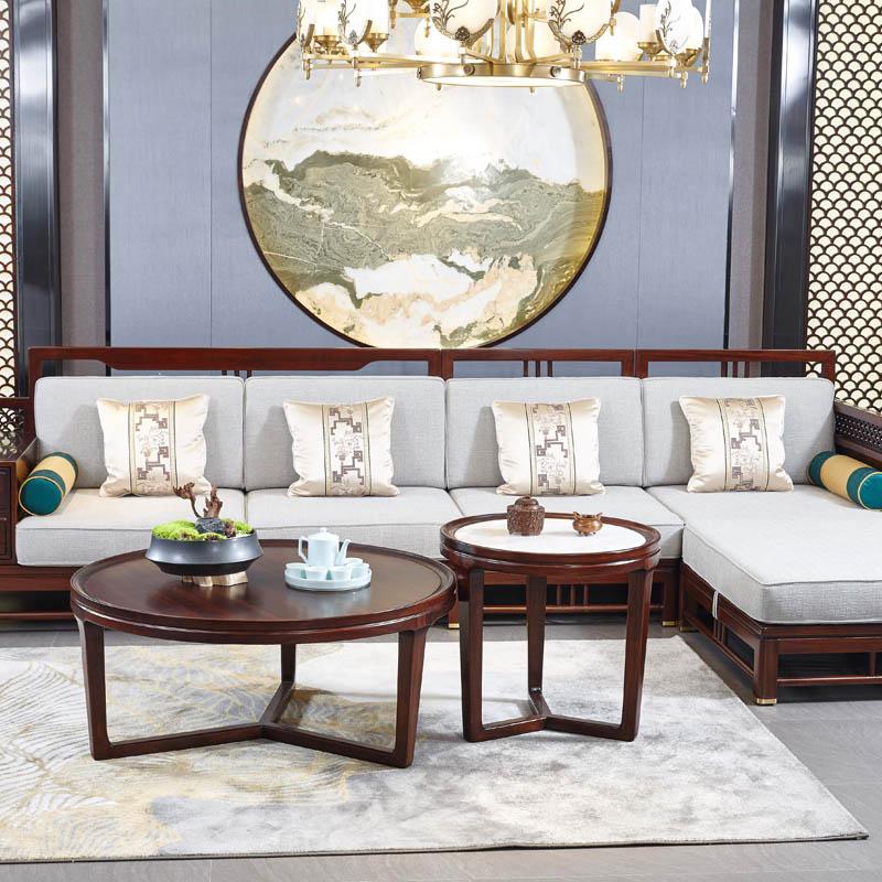 新中式家具TM9903沙发